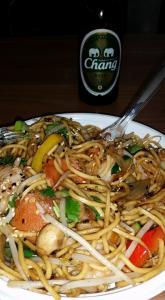 Thai StirFry with Chicken