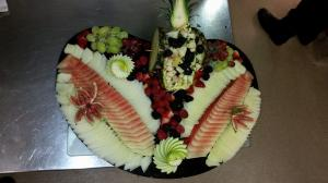 Fruits Bord by Marriott Hotel